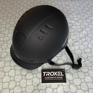 Troxel girls riding helmet